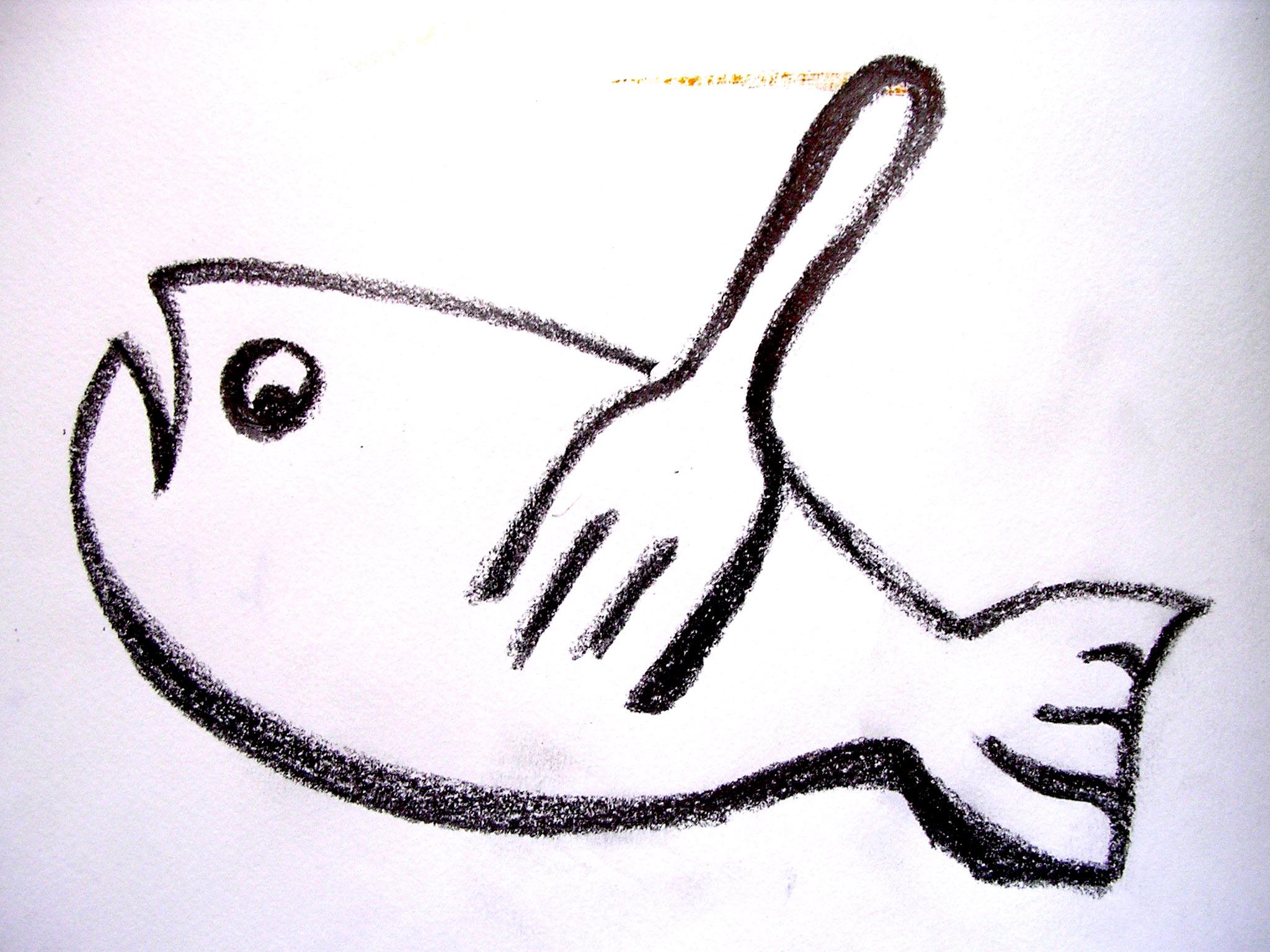 El dilema del pescado fatigas del querer for Mi pez nada de lado