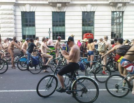 Bicicletas en Londres