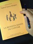 La bendita manía de contar, Gabriel García Márquez